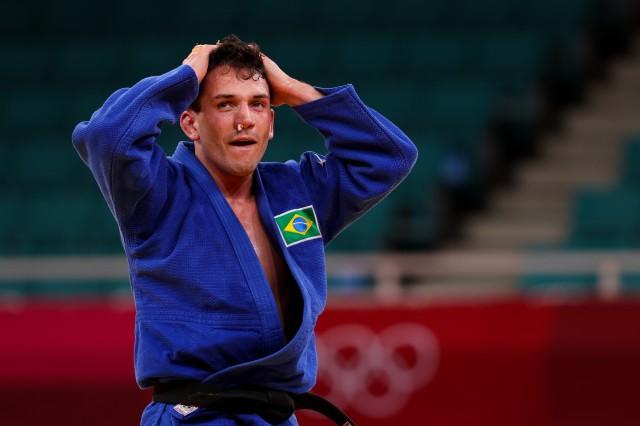 Daniel Cargnin, bronze em Tóquio 2020. Foto: Gabi Juan