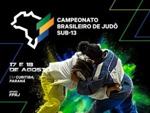 Campeonato Brasileiro Sub-13 de judô tem seus confrontos definidos