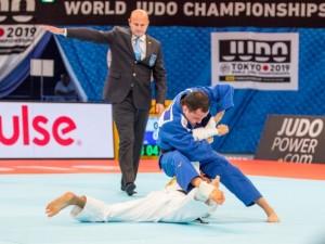 Brasileiros param nas preliminares no primeiro dia do Campeonato Mundial de Judô