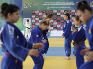 ASSISTA AO VIVO - Campeonato Brasileiro de Judô - Sub-21 Feminino