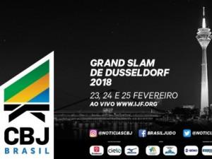 Brasileiros conhecem seus primeiros adversários no Grand Slam de Dusseldorf