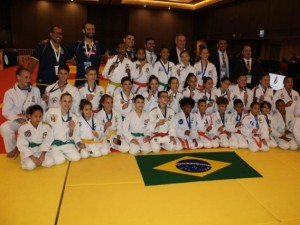 Brasil fatura 50 medalhas nos Pan-Americanos Sub-13 e Sub-15 de Judô disputados no México