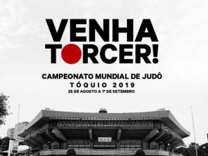 Mundial de judô começa neste sábado, em Tóquio, com 18 brasileiros em ação