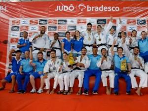 Judocas de 16 estados conquistam medalhas no Campeonato Brasileiro Sênior de Judô