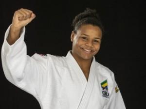 Ellen Santana fica em quinto lugar, melhor resultado do Brasil no Grand Slam de Paris