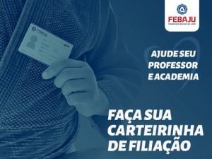 Febaju lança campanha de apoio às academias e professores de judô da Bahia