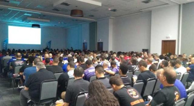 Presidente da FJERJ, Jucinei Costa, avaliou o ano de 2019 e fez projeções para 2020. Foto: Divulgação / FJERJ