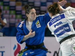 Com estreia de Mayra Aguiar, seleção brasileira de judô disputa Grand Slam de Düsseldorf a partir desta sexta-feira
