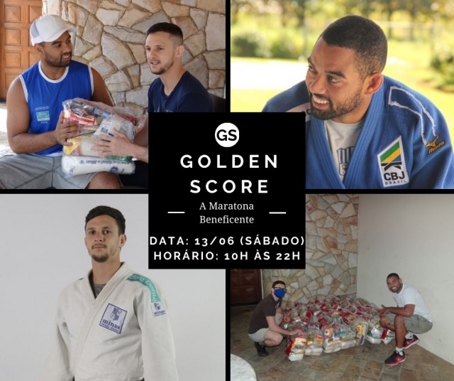 O projeto foi idealizado pelos judocas minastenistas Gustavo Assis (90kg) e Gabriel Pedro (66kg) e contará com a participação de convidados especiais. Foto: Divulgação/Minas Tênis Clube