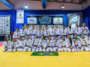 Brasil repete desempenho do Sub-13 e conquista outras 23 medalhas no Campeonato Pan-Americano Sub-15
