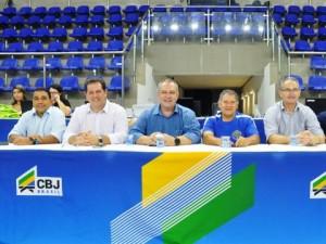 Presidentes de Federações Estaduais prestigiam Campeonato Brasileiro Sub 21, em Lauro de Freitas