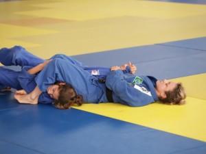 Mais adaptados, judocas iniciam terceira semana seguida de treinos em Portugal na Missão Europa