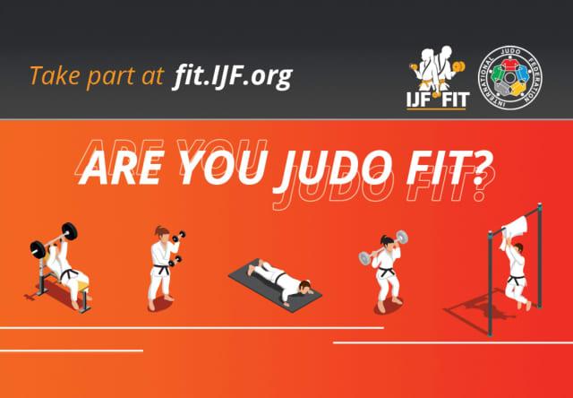 A plataforma de treinos da FIJ pode ser acessada em diversos idiomas, como o português. Foto: Divulgação/FIJ