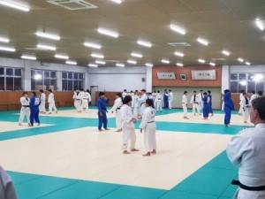 Seleção brasileira masculina de judô realiza pré-temporada em universidades no Japão