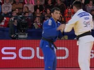 Eduardo Barbosa e Maria Portela disputam bronze em Haia, mas terminam em quinto lugar