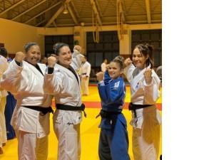 Seleção Brasileira de Judô segue preparação para o World Masters chinês em Tenri, no Japão
