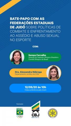 O curso, oferecido pelo Instituto Olímpico Brasileiro, pode ser feito gratuitamente por todos. Foto: Divulgação/IOB