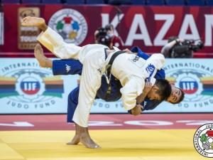 Primeiro dia em Kazan tem vitórias de Ketelyn Nascimento, Daniel Cargnin e Eric Takabatake
