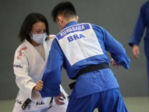 DIÁRIO DA SELEÇÃO #3 – Yuko Fujii, técnica da equipe masculina, traz suas observações sobre os treinos em Coimbra