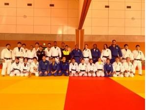 Concentrada em Hamamatsu, seleção de judô faz ajustes finais para o Grand Slam de Osaka