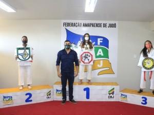 FAJ realiza cerimônia de premiação dos vencedores do Campeonato Amapaense de Judô Funcional