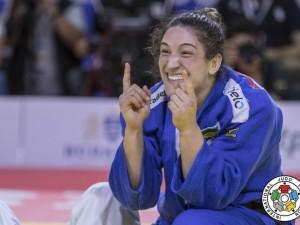 Bicampeã mundial, Mayra Aguiar é indicada ao prêmio de Melhor Atleta de 2017 pelo Comitê Olímpico do Brasil