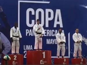 Ligeiros garantem dobradinha brasileira com ouro de Renan Torres e bronze de Felipe Kitadai na Copa Pan-Americana de Lima