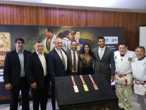 Grand Slam de Brasília terá Lobo-Guará como mascote e expectativa de recorde de participantes