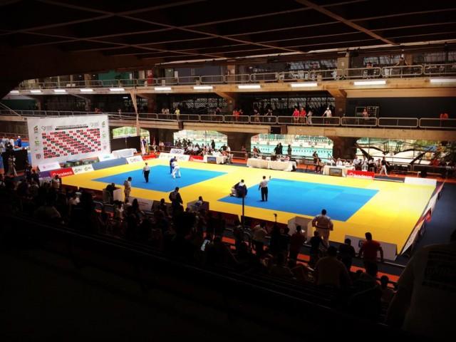 O CBI: Meeting Nacional abre o calendário de competições nacionais da CBJ. Foto: Lara Monsores/CBJ