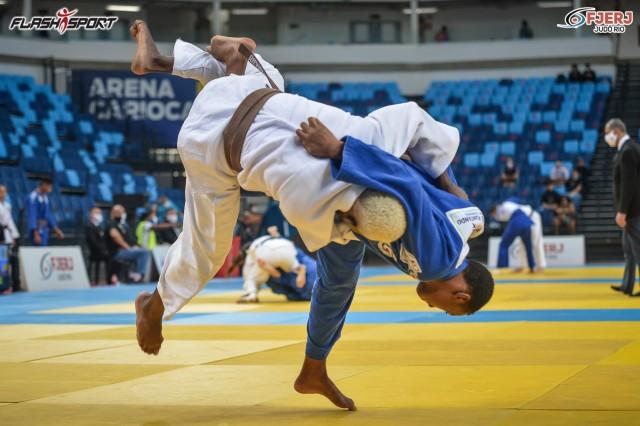 Campeonato Carioca aconteceu na Arena Olímpica do Rio 2016. Foto: FJERJ