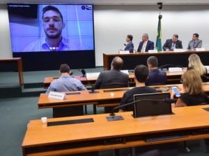 Em Brasília, CBJ debate participação de atletas e preparação para Tóquio, na Comissão do Esporte, da Câmara dos Deputados