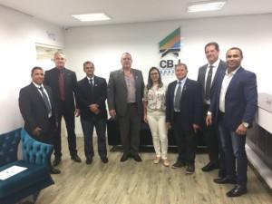 Silvio Acácio se reúne na Bahia com representantes do Ministério do Esporte, Setre, Sudesb e Federações Estaduais