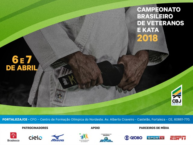 e6a2139c09 A Federação Cearense de Judô em parceria com a Confederação Brasileira de  Judô realiza no próximo sábado