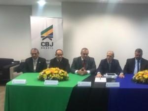 Presidente Silvio Acácio Borges completa três anos no comando da CBJ