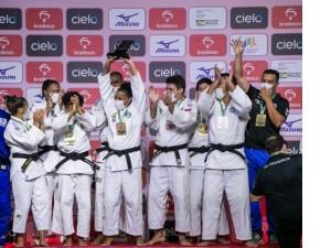 De virada, Pinheiros bate Minas por 4 a 3 e leva o título da primeira Copa Brasil Interclubes de Judô