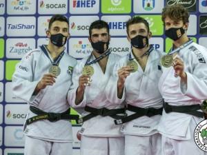 Guilherme Schimidt garante prata para o Brasil no Grand Prix de Zagreb