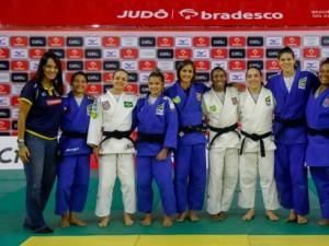 Última Seletiva Olímpica do ciclo Tóquio 2020 define seleção brasileira de judô para 2019