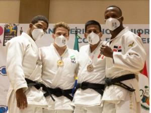 GUADALAJARA 2021 - Brasil conquista três ouros, duas pratas e dois bronzes no primeiro dia de Pan-Americano