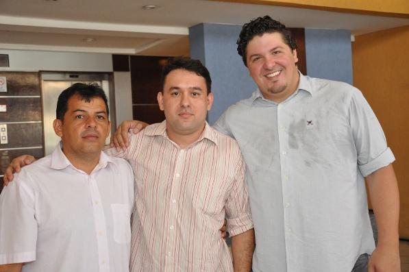 6ed340dbb8 A Federação Cearense de Judô tem um novo presidente. Átila Cardoso Oliveira  Mendes (no centro na foto) foi eleito nesta segunda-feira
