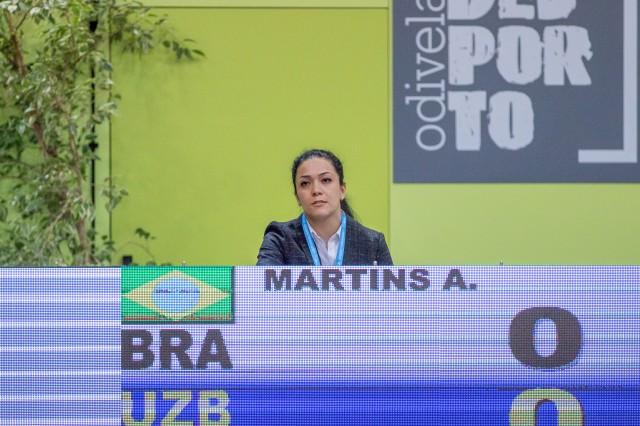 Alana Maldonado fatura ouro inédito no Mundial de Judô Paralímpico ... 5cf603c4b5d79